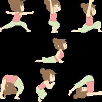 ヨガで腰痛の改善そして予防!お家でリラックスヨガ!動画を集めてみました。
